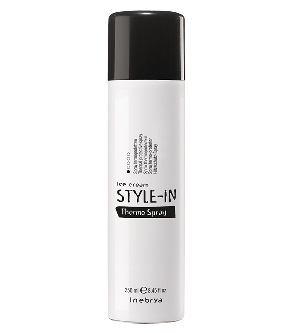 Inebrya Style In Thermo Spray 250ml Hitzeschutz Stylingprodukte