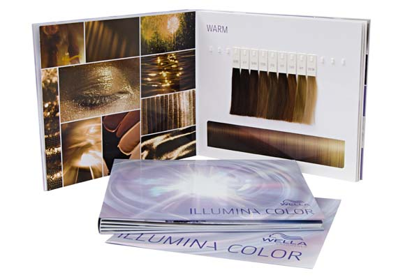 Wella illumina color farbkarte farbkarten haarfarben haare